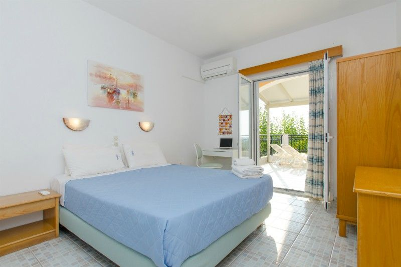 ionian suite sleeps 4-6